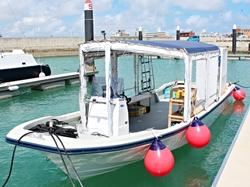 石垣島ダイビングボート新艇