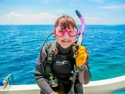 石垣島ダイビング講習